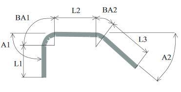 Bend Length Calc